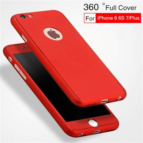 360 Iphone 66s Plus aliexpress buy 360 degree covered protective pc