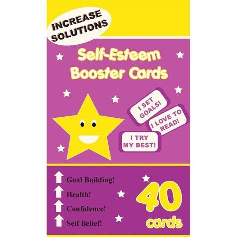 Fashion As Self Esteem Booster by Self Esteem Booster Card Set