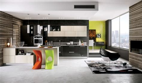 Space Saving Dining Room Table kitchen design at its best modern kitchen program arredo