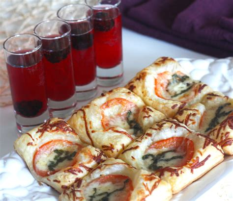 new year pastry recipe recipe puff pastry pizzas for new year s