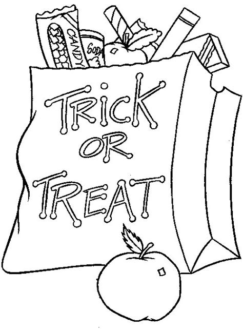 halloween coloring pages a4 halloween 2017 trick or treat coloring pages printable for