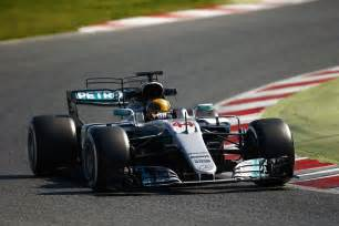 Mercedes F1 Mercedes F1 S Hamilton Yet To Get 2017 Car Into A