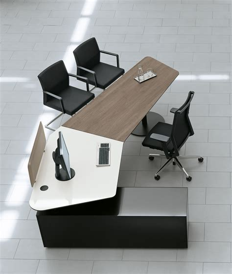 front desk office t front office individual desks from bene architonic