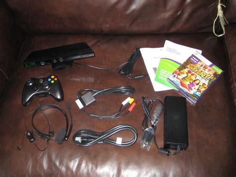 Setting up the Xbox 360 and the Kinect : XboxFitness.org Hdmi Cable To Tv Setup