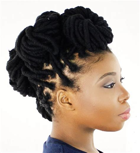 Dreadlock Hairstyles by 34 Dreadlock Hairstyles For Hairstylo