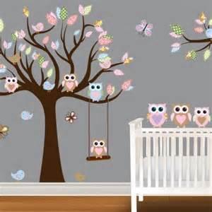 Owl Themed Nursery Decor Error