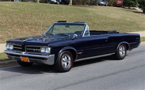 how cars engines work 1964 pontiac gto user handbook 1964 pontiac gto cv blue 824p227567 stock 1975 classic pontiac gto 1964 for sale