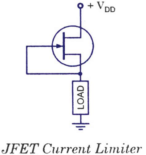diode current limiter fet applications