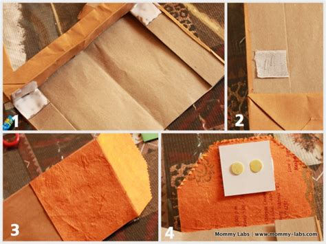 How To Make A Paper Pocket Folder - earth awareness kid made quiz and a gorgeous recycled