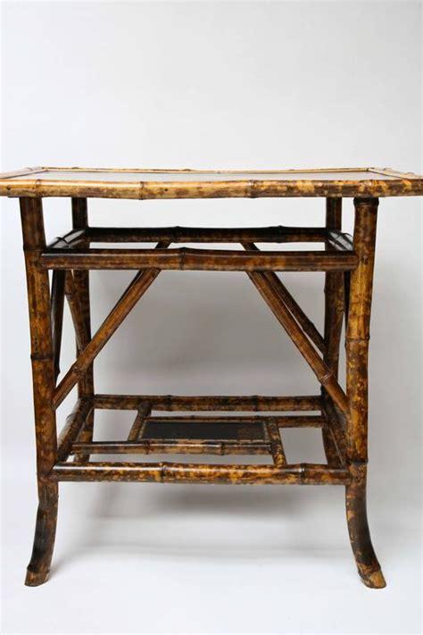 sofa side tables uk fine 19th century rectangular english bamboo sofa side table