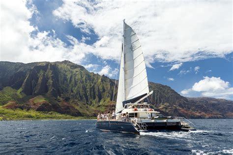napali coast boat tours reviews kauai na pali snorkel tour best kauai tours
