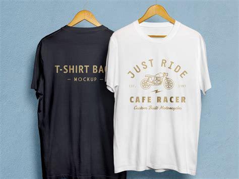 best hangers for shirts t shirts on hanger mockup mockupworld