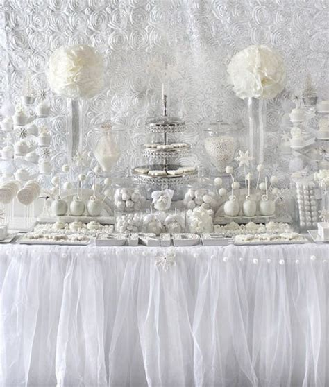 all white decor 100 beautiful bridal shower themes ideas brit co