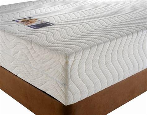 Cut To Size Memory Foam Mattress by Premium Memory Foam Mattress With Two Rectangular Sections