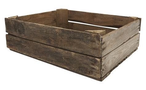 small crate vintage wood crate small jayson home
