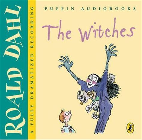 Roald Dahl The Witches Import the witches roald dahl 9780141805962