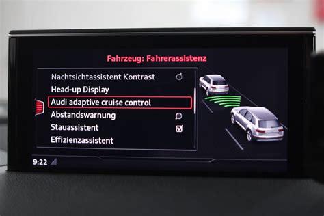 Audi Q7 Acc by Adaptive Cruise Acc For Audi Q7 4m