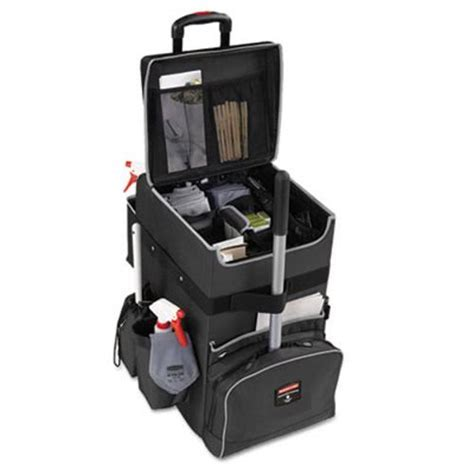 Rubbermaid Executive Quick Cart   Rubbermaid Cleaning Caddy