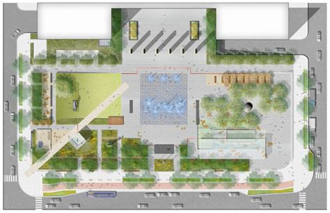 design competition landscape architecture design collective wins national landscape design