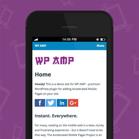 mobile layout wordpress plugin wp amp accelerated mobile pages wordpress plugin wpexplorer