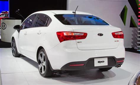 Kia Sedan 2012 Car And Driver