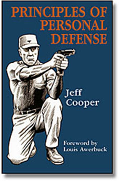 principles based for self defense and maybe books personal safety books
