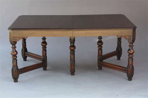 Antique Walnut 1920 S Dining Room Table At 1stdibs Antique Dining Room Furniture 1920