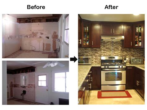 Remodel Before After mobile home before and after remodel studio design