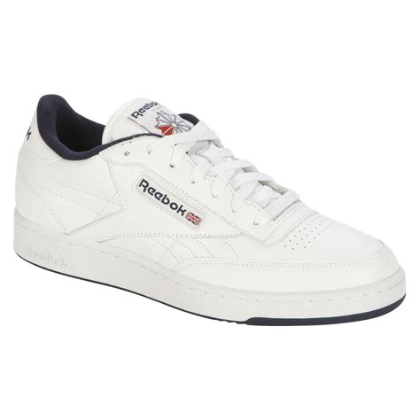 reebok tennis shoes for reebok s white athletic shoe classic look and comfort