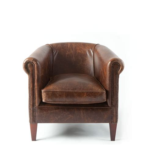 Leather Tub Dining Chairs Tub Chair Raft Furniture