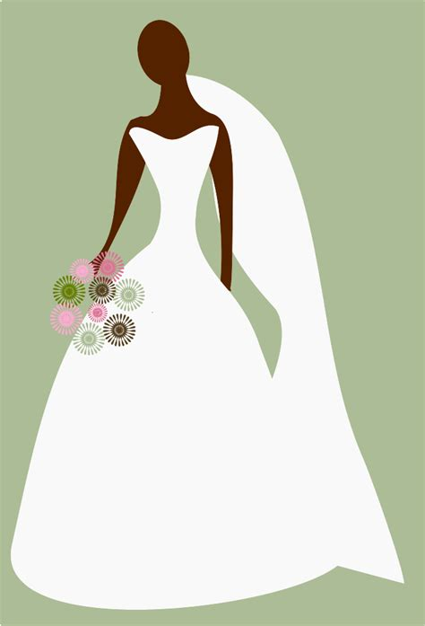 Wedding Dress Clip On by Wedding Gowns Clipart Jaxstorm Realverse Us