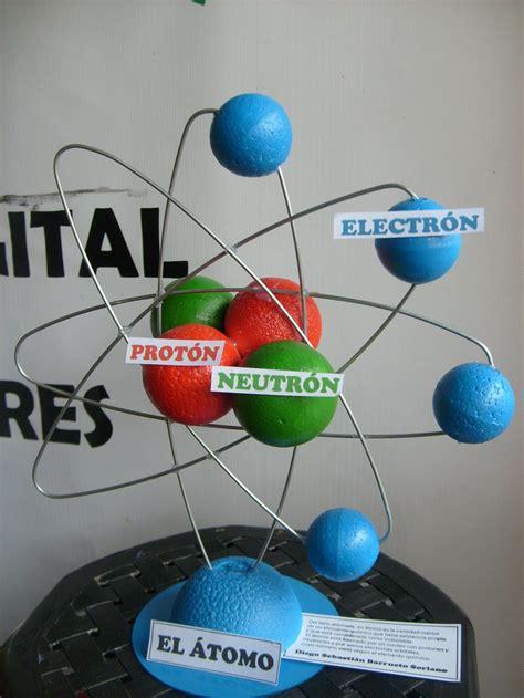 como construir una maqueta de un atomo de aluminio pin maqueta de atomo on veengle on pinterest