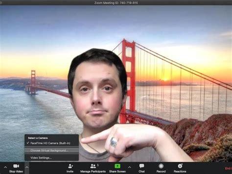 turn  virtual backgrounds  zoom techrepublic