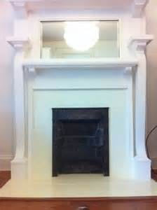 how to paint the ceramic tile around my fireplace