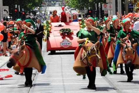 myer christmas parade