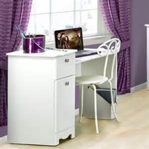 Small White Student Desk Nexera 310803 Dixie Student Desk Bedroom From