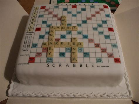 scrabble wedding cake scrabble wedding cake a wedding cake