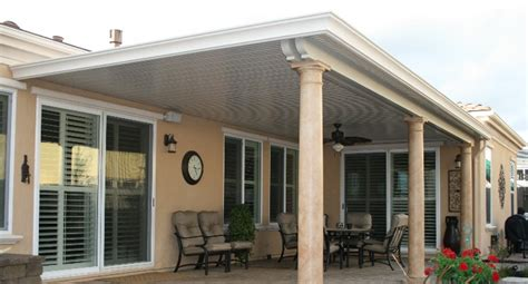 solid awnings solid patio cover home design ideas and pictures