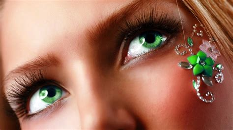 wallpaper of green eyes green eyes wallpaper