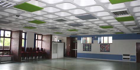 Suspended Acoustic Ceiling Panels by Suspended Acoustic Ceiling Panels In High Wycombe Church