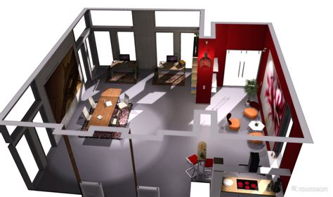 aplikasi home design 3d for pc roomeon the first easy to use interior design software