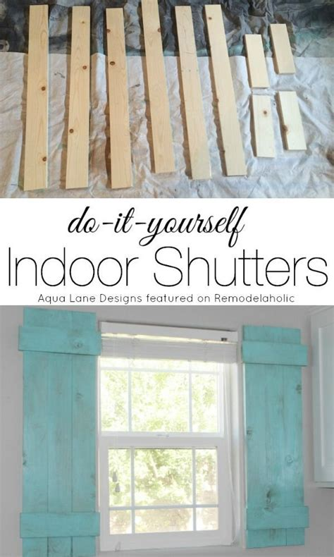 diy windows interior 17 best images about shabby chic diy window shutters on