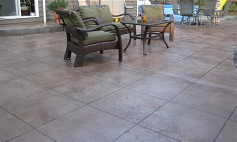 concrete patio coatings photo gallery concrete patios snohomish wa the