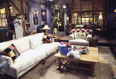 monica s apartment friends black velvet chair monica s apartment from friends