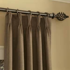 Pinched Pleat Drapes Blinds Com Easy Drapery Panels Pinch Pleat In Rio