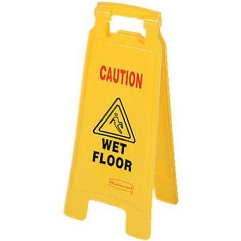 Amazoncom Caution Wet Floor Sign Health Personal Care