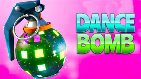 dance bomb fortnite battle royale rhinocrunch youtube