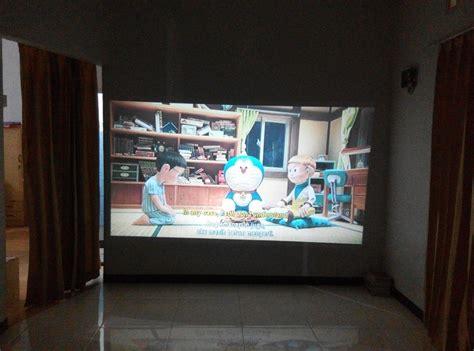Proyektor Untuk Home Theater jual proyektor brightness 2500 lumen cocok untuk