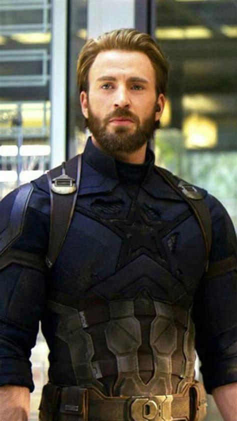 captain america beard samsung wallpaper wallpaper hubs