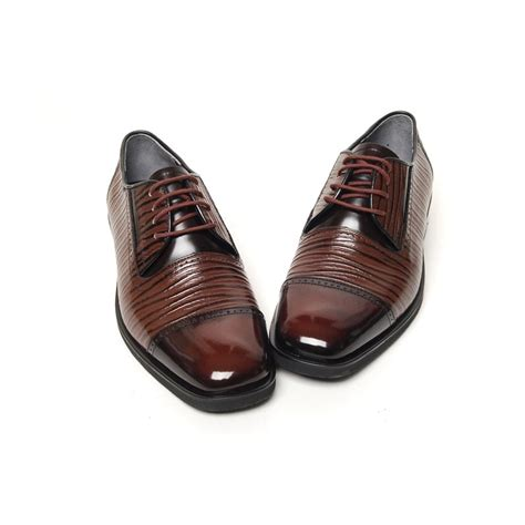 s lace up oxford shoes s square toe brogue leather two tone wrinkle lace up